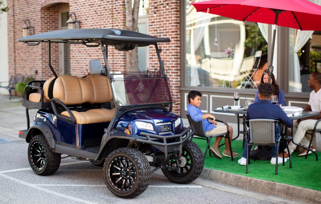 North Myrtle Beach golf car rental
