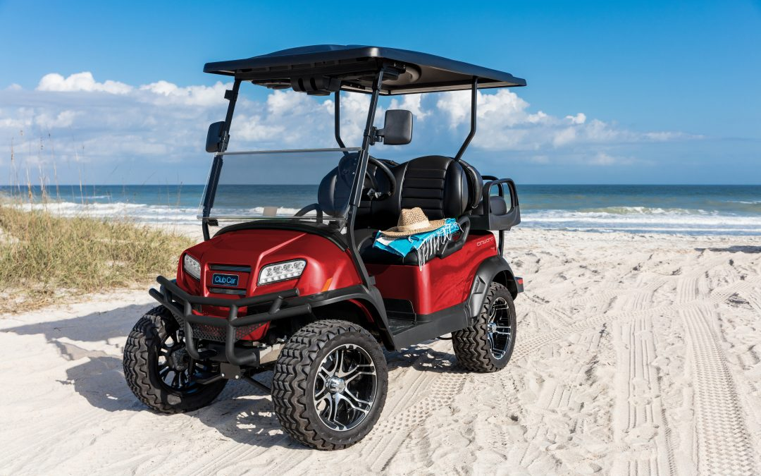 Why Rent A Golf Cart At The Beach