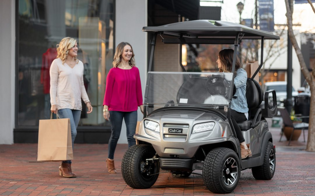Laws about Golf Carts in South Carolina