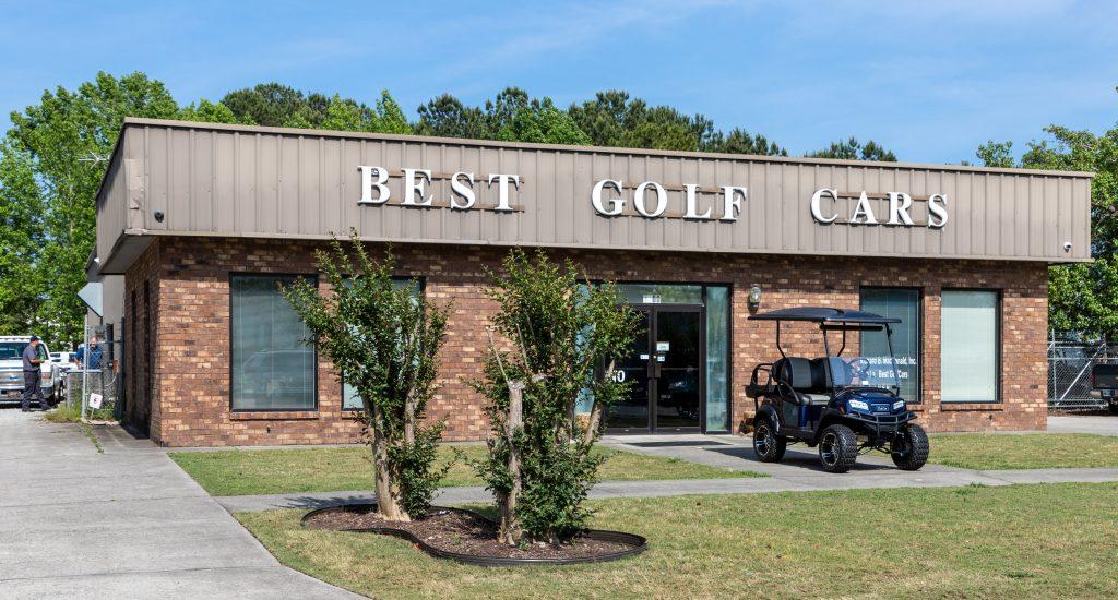 Best Golf Cars Myrtle Beach Office